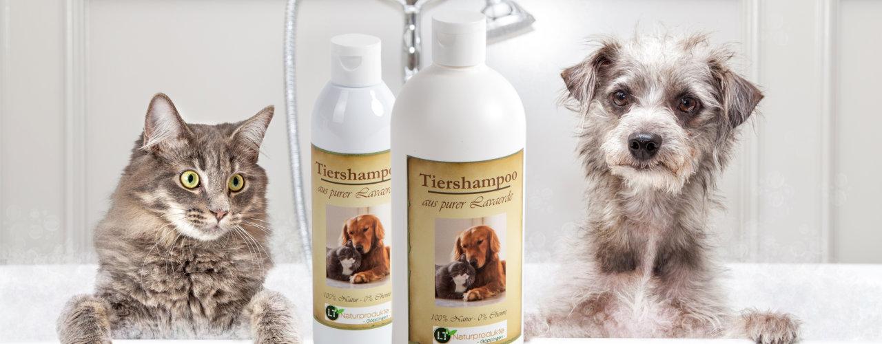 Das erste chemie- und seifenfreie Tiershampoo